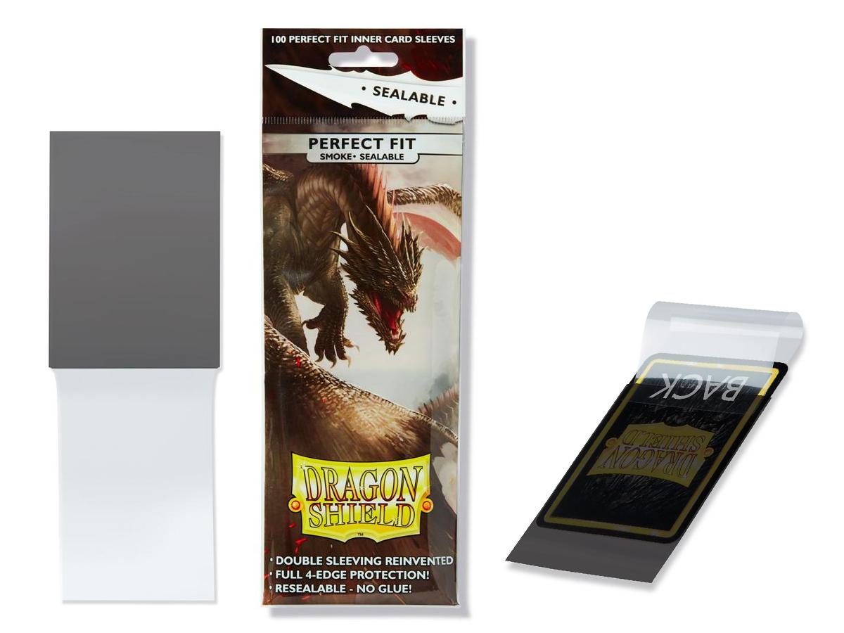 Dragon Shield Perfect Fit Sealable Smoke Sleeves