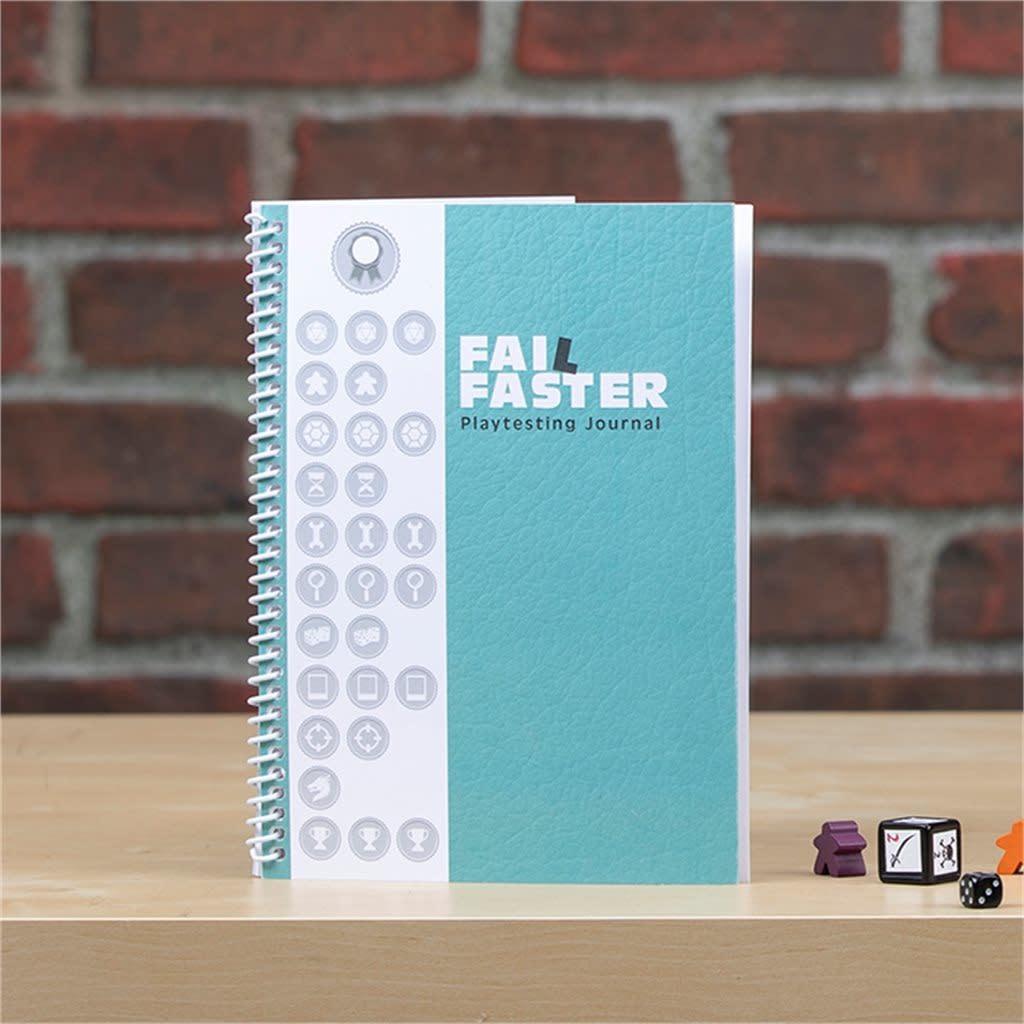 Fail Faster: Playtesting Journal