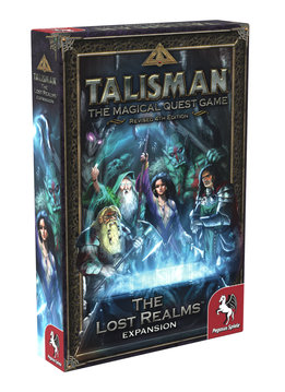 Talisman: The Lost Realms Exp.