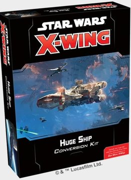 X-Wing 2E: Huge Ship Conversion Kit