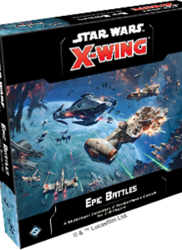 X-Wing 2E: Epic Battles Multiplayer Exp.