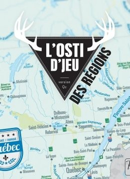 L'osti d'jeu: Gaspésie-Ïles-de-la-Madeleine