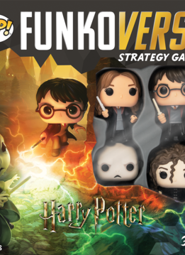 POP! Funkoverse: Harry Potter #100 (4-Pack)