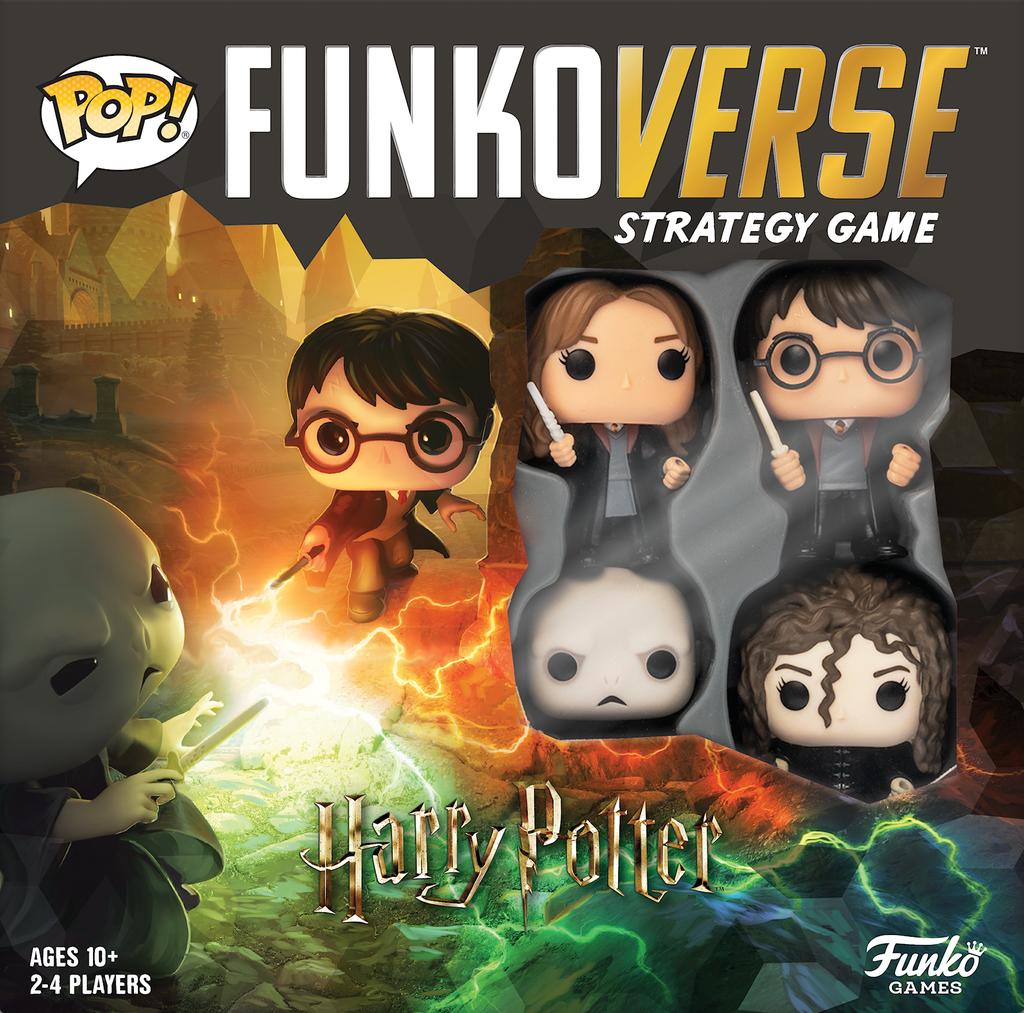 POP! Funkoverse Harry Potter 100 - Base Set