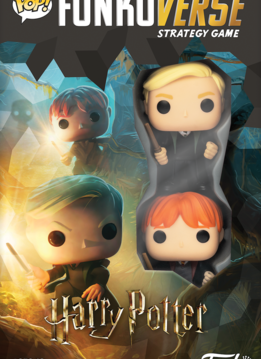 POP! Funkoverse Harry Potter 101 - Expandalone