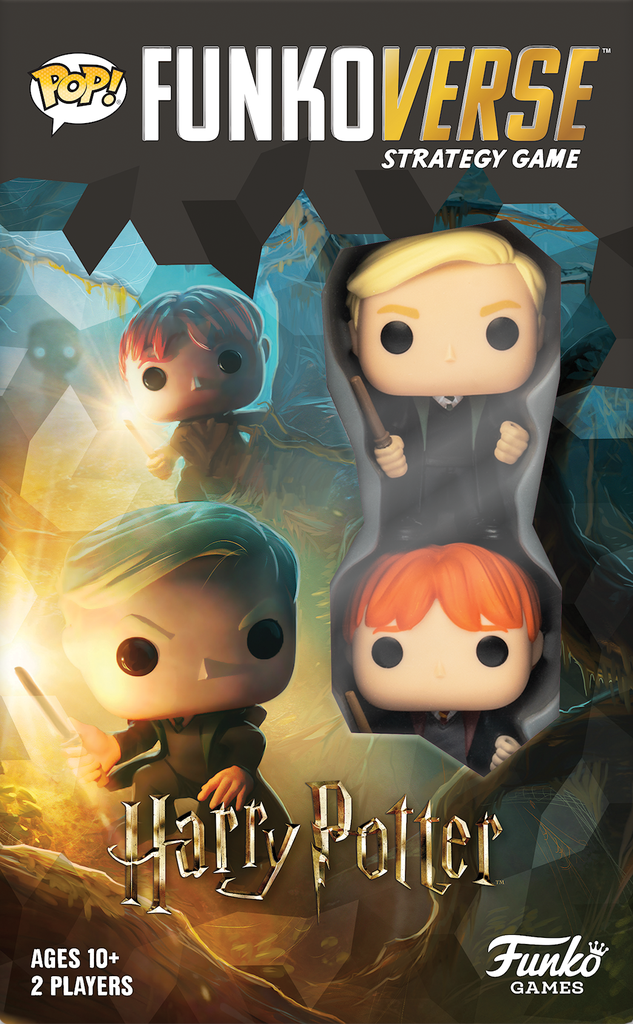 POP! Funkoverse: Harry Potter #101 (2-Pack)