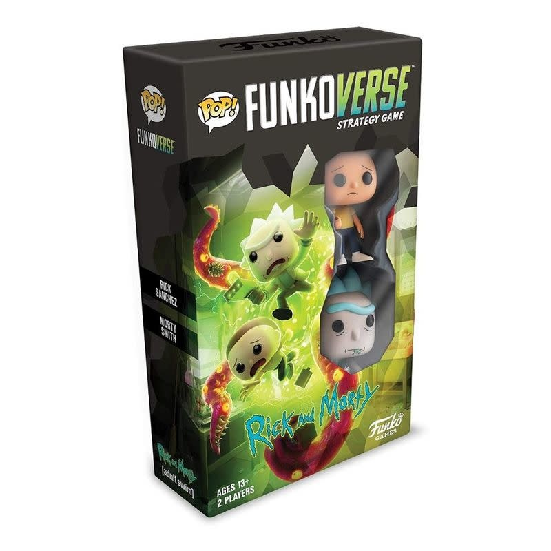 POP! Funkoverse Rick and Morty 100 - Expandalone