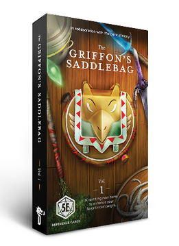 The Griffon's Saddlebag Vol. 1