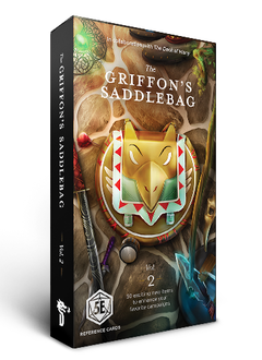 The Griffon's Saddlebag Vol. 2