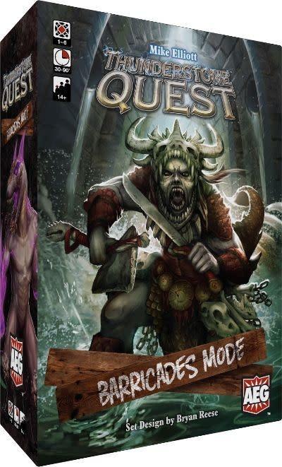 Thunderstone Quest - Barricades