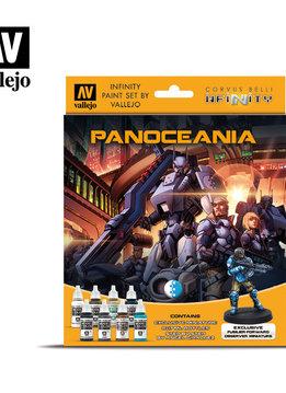 Infinity Panoceania Paint Set