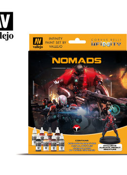 Infinity Nomads Paint Set