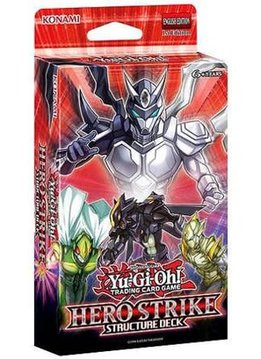 YGO Hero Strike Structure Deck