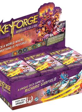 Keyforge: Worlds Collide - Deck Display