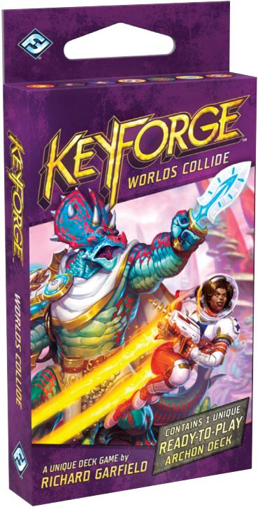 Keyforge: Worlds Collide - Deck