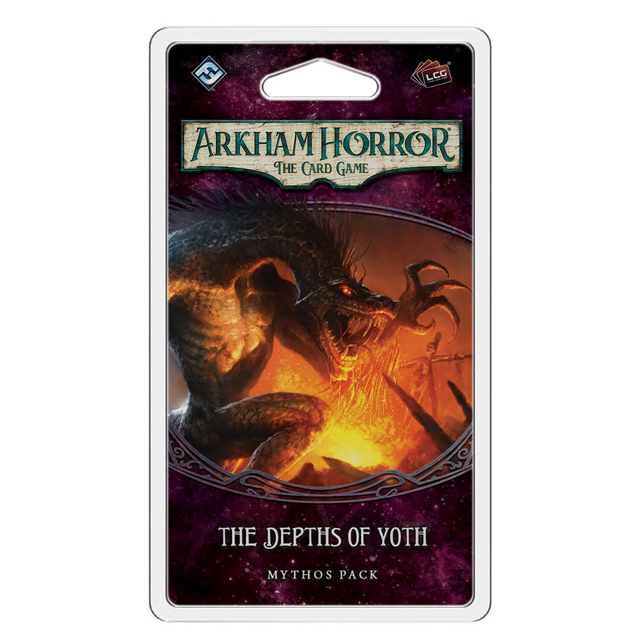 Arkham Horror LCG:The Depths of Yoth