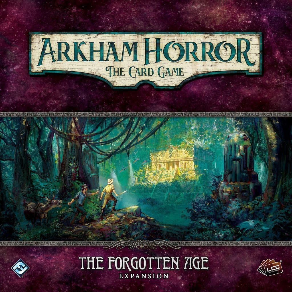 Arkham Horror LCG: The Forgotten Age