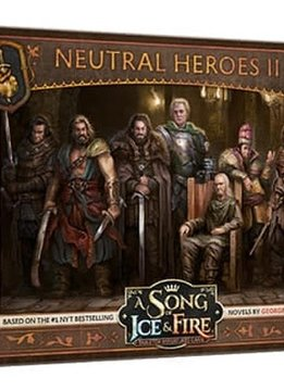 SIF: Neutral Heroes Box #2