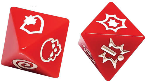 Marvel CP: Dice Pack