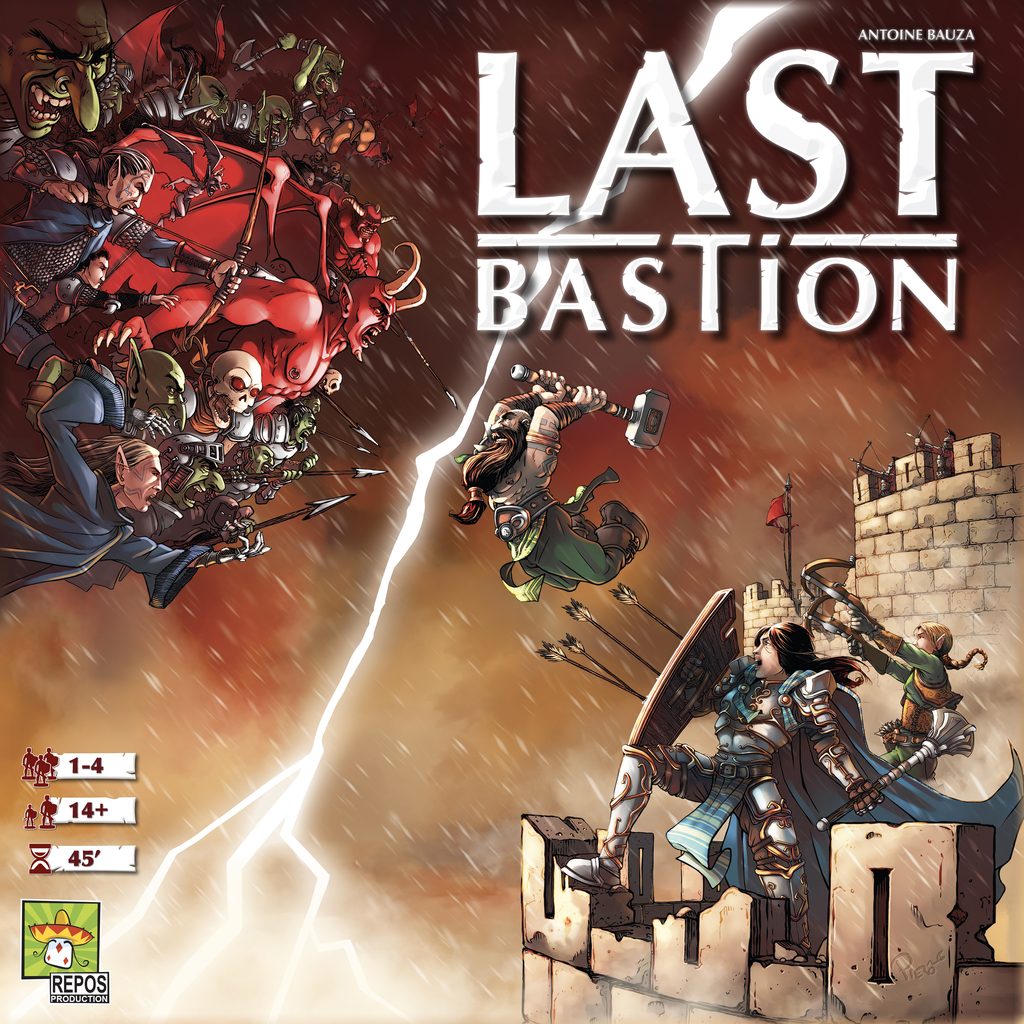 Last Bastion (FR)