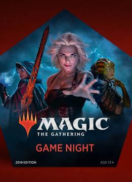 MTG Game Night Kit 2019 (15 nov.)