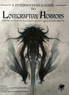 CoC: Petersen's Field Guide to Lovecraftian Horrors