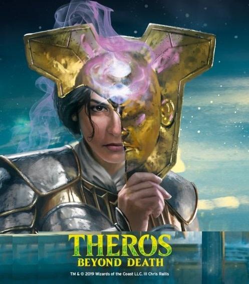 PRERELEASE Theros Beyond Death (Samedi 10h)