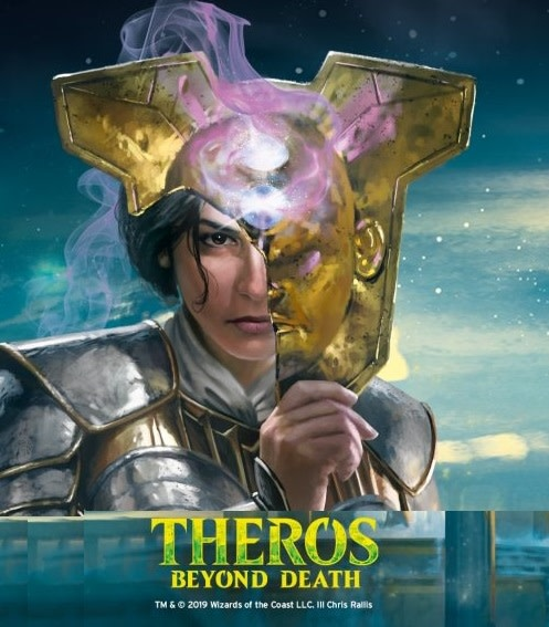 PRERELEASE Theros Beyond Death Two-Headed Giant (Samedi 14h)