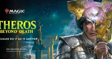 Pre-release de Theros Beyond Death