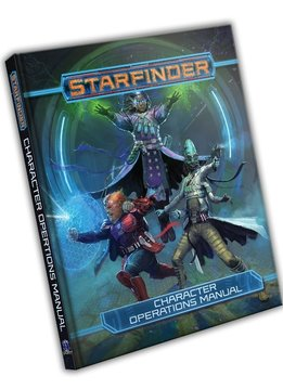 Starfinder RPG: Character Operations Manual HC