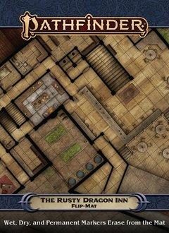 PF Flip-Mat: The Rusty Dragon Inn