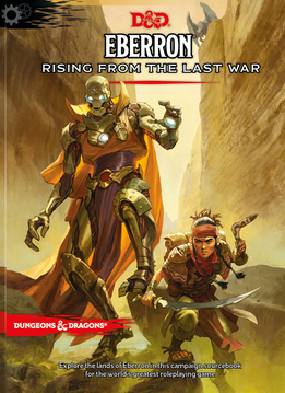 D&D 5E Eberron: Rising from the Last War