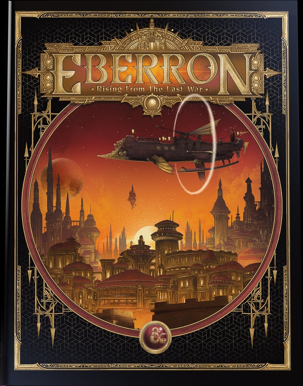D&D Eberron: Rising from the Last War (Alt. Cover)