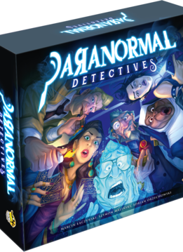Paranormal Detectives (FR)