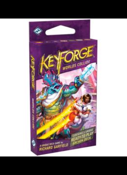Keyforge: Collision des Mondes - Boîte de Decks (12)
