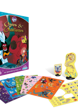 My Little Pony RPG: Ogres and Oubliettes