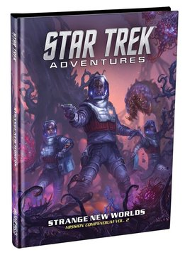 Star Trek Adventures: Strange New Worlds - Mission Comp. Vol. 2