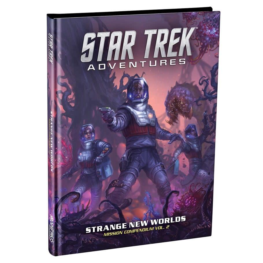 Star Trek Adventures: Strange New Worlds - Mission Comp. Vol. 2