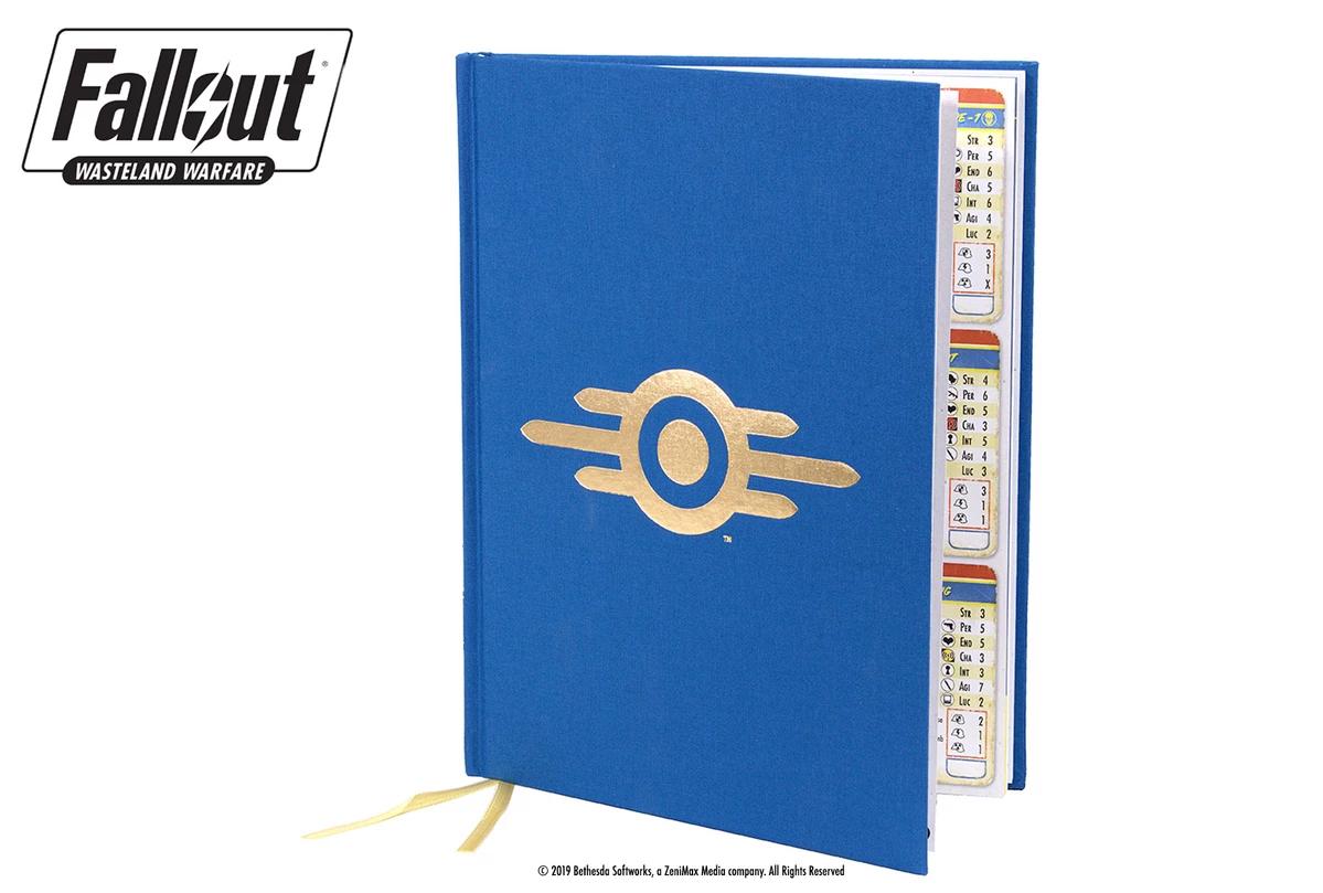 Fallout Wasteland Warfare RPG Ltd. Ed. HC