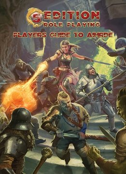 5th Edition Adv.: Player's Guide to Aihrde HC