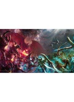 UG Playmat: Court of the Dead Heaven and Hell