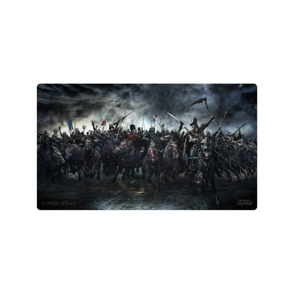 UG Playmat: Court of the Dead Demithyle Army