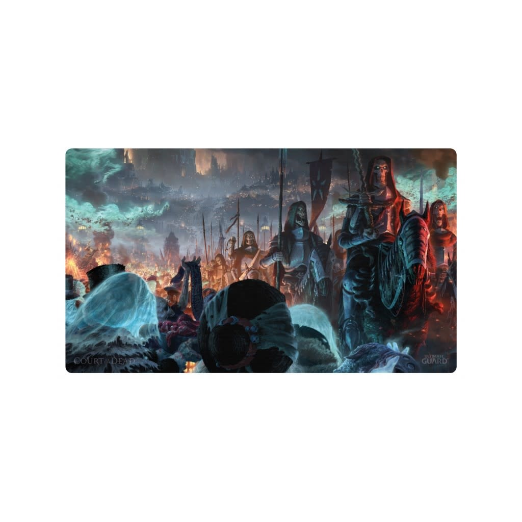 UG Playmat: Court of the Dead Demithyle War