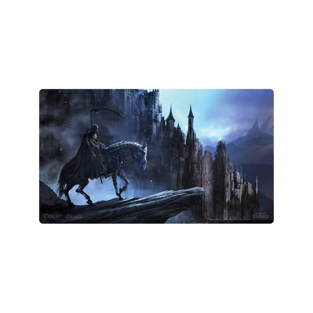 UG Playmat: Court of the Dead Demithyle Horse