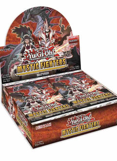 YGO Mystic Fighters Booster Box