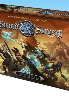 Sword & Sorcery - Les Ã'mes Immortelles (FR)