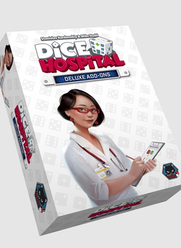 Dice Hospital: Ext. Deluxe (FR)