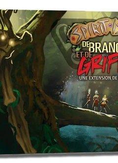 Spirit Island: De Branches et de Griffes (FR)