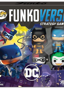 POP! Funkoverse: DC Comics #100 (4-Pack)