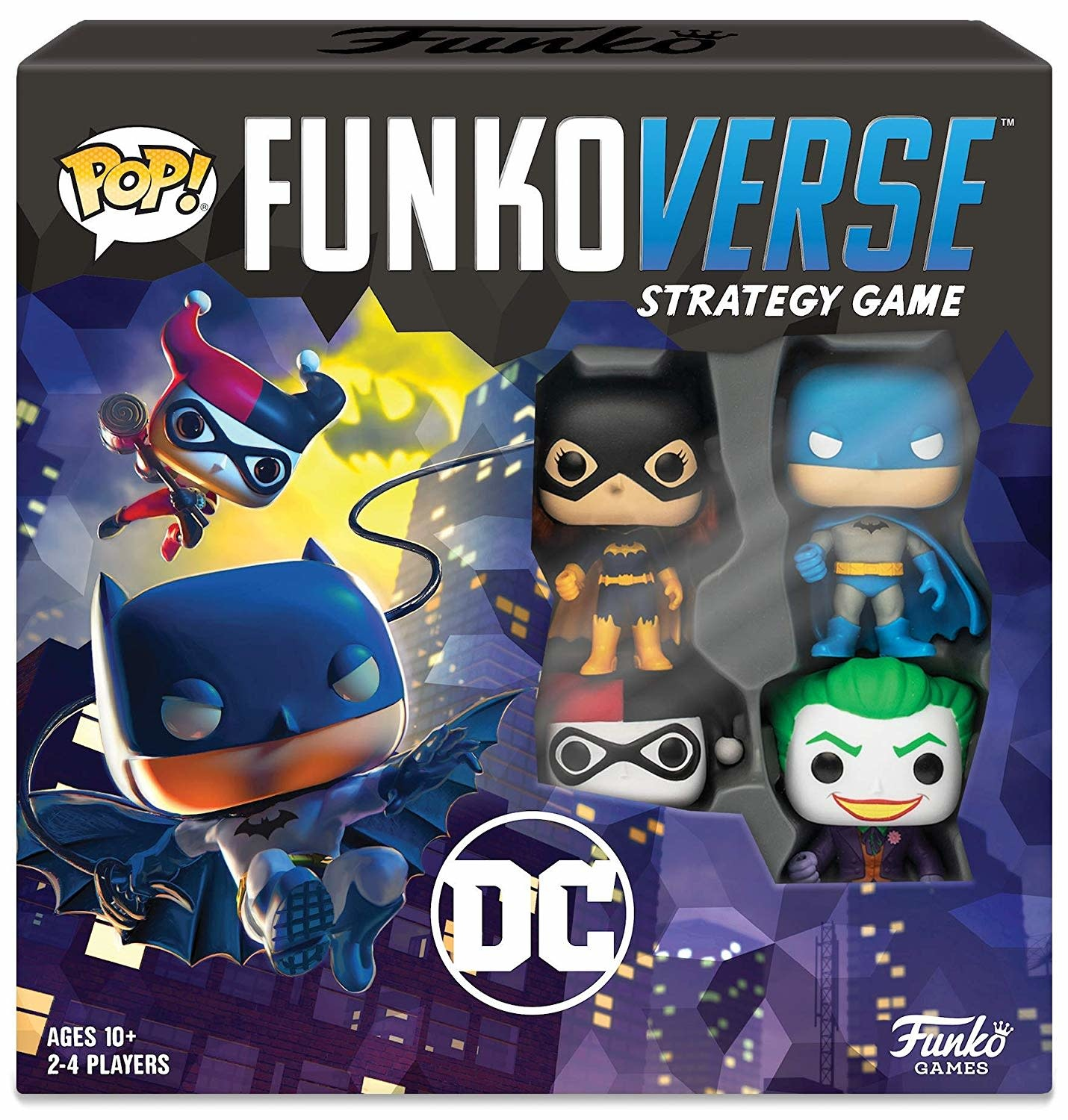 POP! Funkoverse DC Comics 100 - Base Set